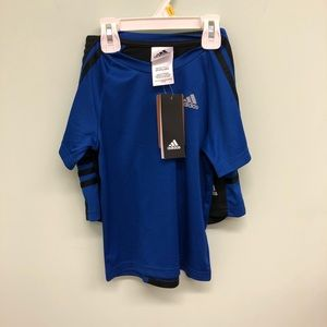 Adidas Kid's 2 Piece Set (PM366)
